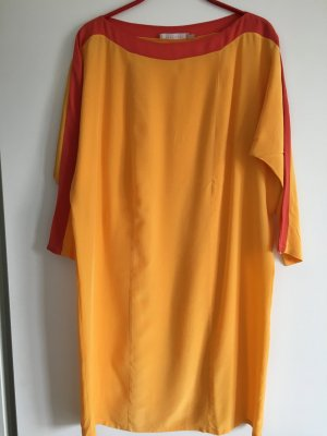 Kleid aus 100% Seide von Stefanel