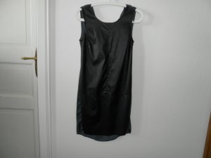 Kleid aus 2 Materialien
