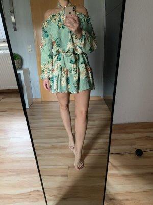 Longsleeve Dress khaki-green