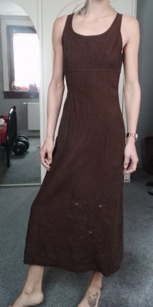 Kleid aus Leinen mit Details, Mittelalter