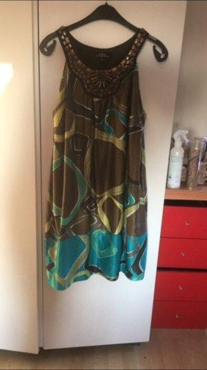 Kleid aus Seide von Ana alcazar