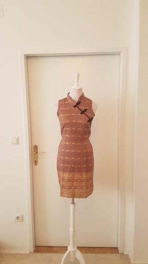 Kleid aus Thaiseide, Größe 34/36