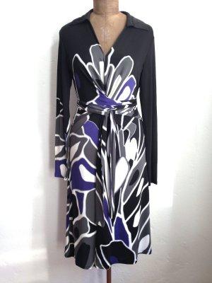 Kleid aus Viskose Jersey von Orwell, Gr. 40