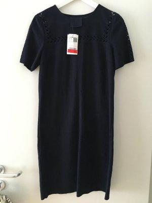 Kleid aus Wildleder-Imitat, neu