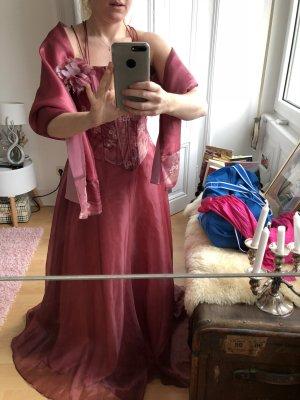 Kleid Ball - schön mit Stola