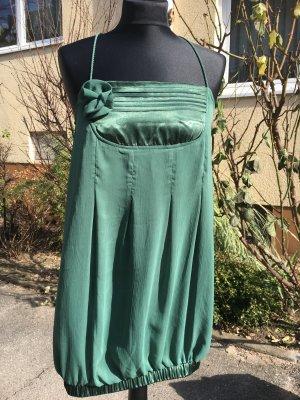 Kleid, Ballonkleid, MÖTIVI, grün, Italy, Gr. 36, Nagelneu