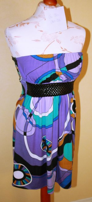Kleid Bandeau ohne Träger AMISU