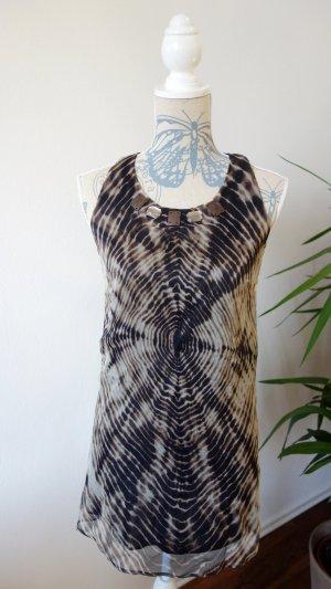 Kleid Batik Optik Seide NEU