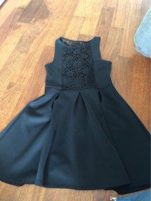 Abercrombie & Fitch Babydoll Dress black