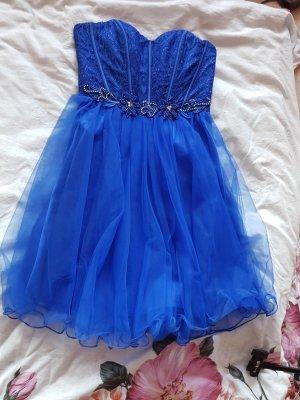 no name Abito da ballo blu-blu neon