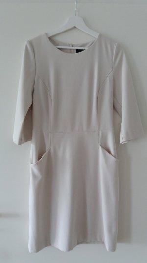 Kleid beige von Hallhuber