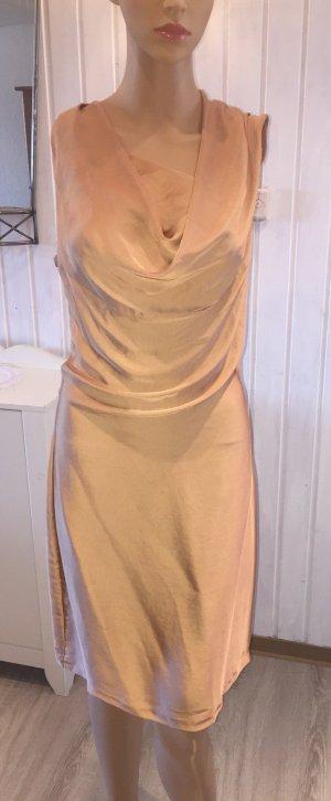 Kleid Benetton, goldfarben, bronzefarben
