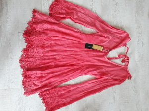 Black Swan Longsleeve Dress pink