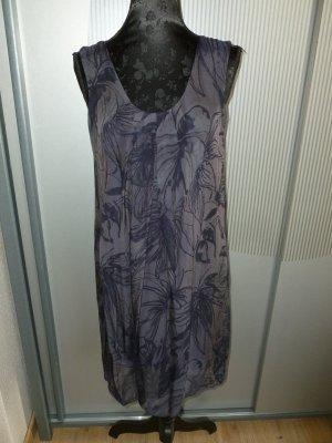 Kleid blau dunkelblau Made in Italy