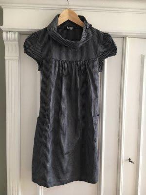Kleid blau-grau von WalG (Topshop)
