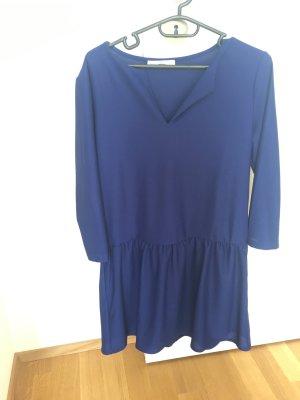 Kleid Blau von Mango Gr. S NEU