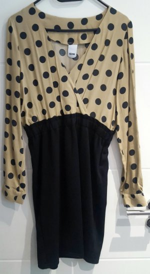 Kleid, Bleistiftkleid, Bluse, Dots, festlich- und businesstauglich