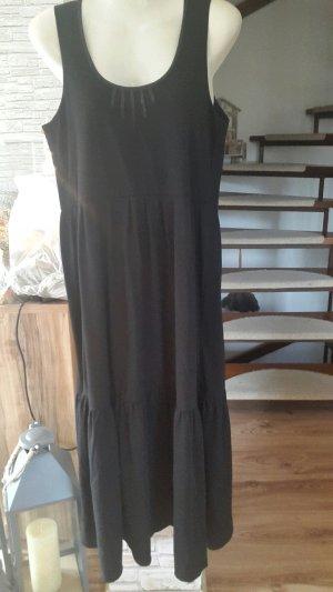 Kleid Blue Seven Women lang schwarz, Gr. 40
