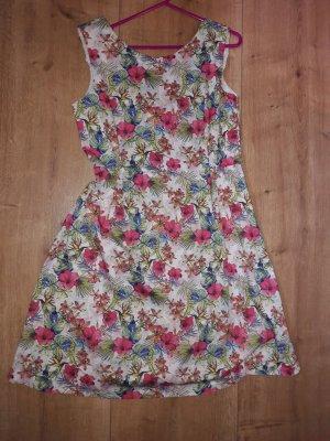 Kleid Blümchen   Größe 42