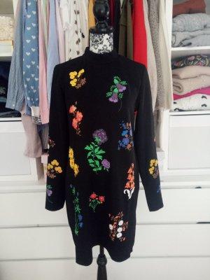 Kleid Blumen Blogger M L 38 40 Business