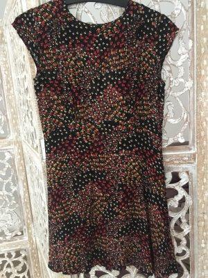 Cooperative Shortsleeve Dress multicolored cotton