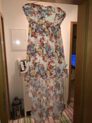 Kleid Blumen Maxi