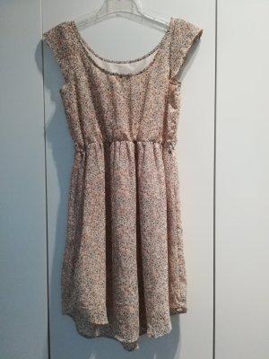 Kleid Blumen süß clockhouse c&a Gr M 38