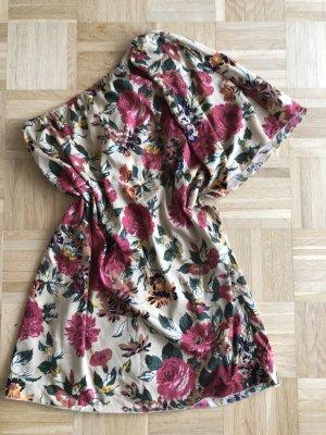 Kleid, Blumen, Vero Moda, Gr.  M