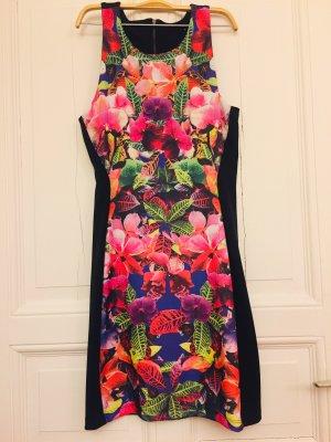 American Apparel Falda estilo lápiz multicolor