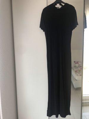 Kleid Bodenlang MEXX L Schwarz