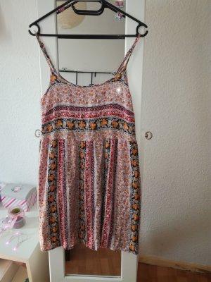 Kleid Bohemian Stil