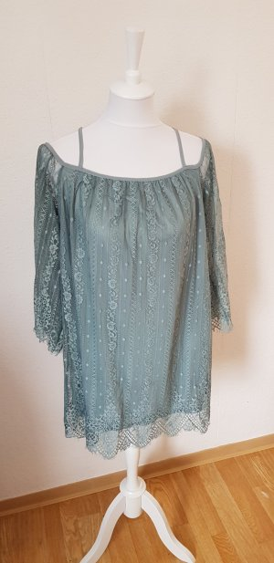 H&M Hippie Dress sage green