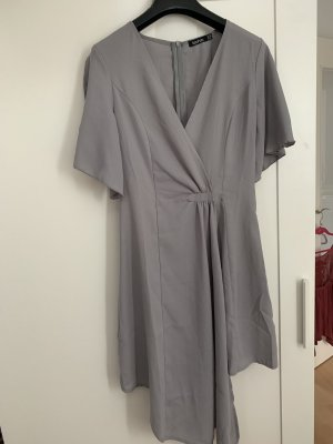 Bohemia Bustier Dress light grey