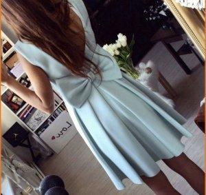 Kleid Bridemaid Mint Grün Blau M