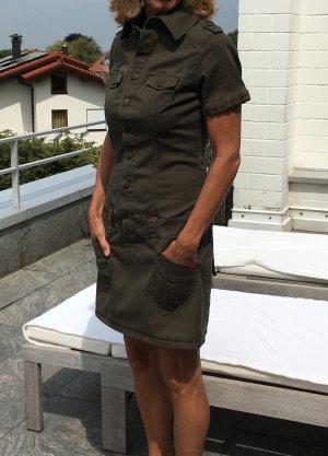 Kleid Buffalo oliv