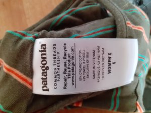 Patagonia Beach Dress multicolored cotton