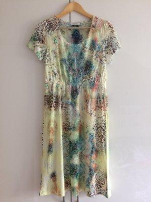 Kleid * bunt * mit Glitzersteinchen * Größe 40 * von Malvin Hamburg