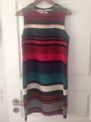 Kleid bunt Streifen Gr 38 Neu Warehouse