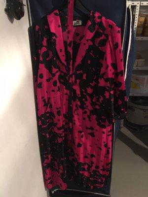 ara Robe de soirée noir-magenta