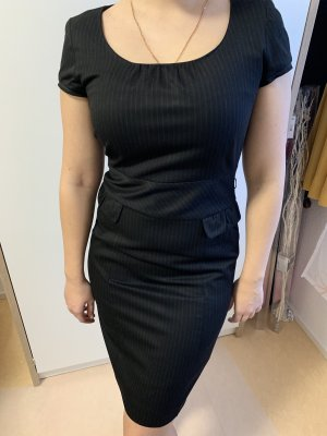 Kleid Businesskleid Kurzarmkleid Anzug