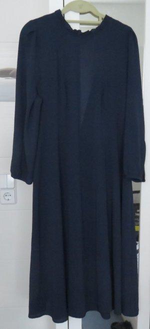 Kleid, Businesskleid von H&M, blau, Gr. 44