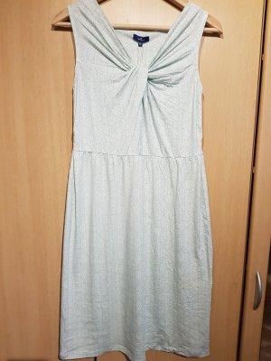 Tom Tailor Sweat Dress white-pale green