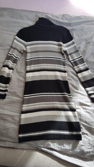 H&M Robe en laine multicolore