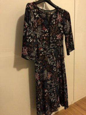 C&A Midi-jurk veelkleurig Viscose