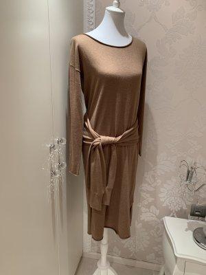 Blaumax Vestido tejido camel