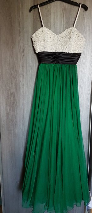 & other stories Evening Dress white-green