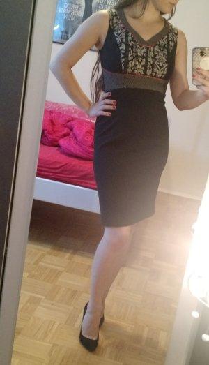 Kleid Chopin Roma Gr. 36 S etui bleistift schwarz büro business office elegant