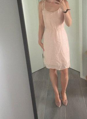 Kleid Cocktailkleid Etuikleid Hochzeit nude rose Spitze Sommer Hochzeitsgast