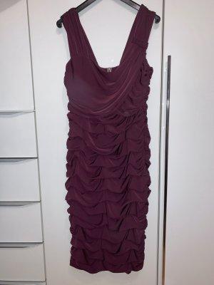 Collection Paris Evening Dress bordeaux