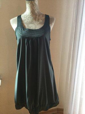Kleid / Cocktailkleid petrol rückenfrei
